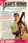 Cover for James Bond (Semic, 1965 series) #9/1988