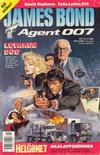 Cover for James Bond (Semic, 1965 series) #12/1988