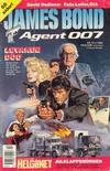 Cover for James Bond (Semic, 1965 series) #12/1988