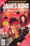 Cover for James Bond (Semic, 1965 series) #1/1989