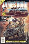 Cover for James Bond (Semic, 1965 series) #2/1989