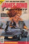 Cover for James Bond (Semic, 1965 series) #3/1989