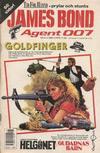 Cover for James Bond (Semic, 1965 series) #8/1989