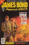 Cover for James Bond (Semic, 1965 series) #10/1989