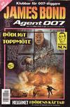 Cover for James Bond (Semic, 1965 series) #11/1989
