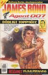 Cover for James Bond (Semic, 1965 series) #12/1989