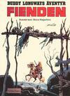 Cover for Buddy Longways äventyr (Carlsen/if [SE], 1977 series) #2 - Fienden