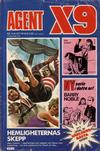 Cover for Agent X9 (Semic, 1971 series) #14/1977