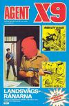 Cover for Agent X9 (Semic, 1971 series) #4/1978