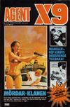 Cover for Agent X9 (Semic, 1971 series) #13/1979