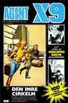 Cover for Agent X9 (Semic, 1971 series) #1/1980