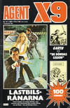 Cover for Agent X9 (Semic, 1971 series) #12/1981