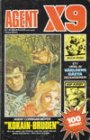Cover for Agent X9 (Semic, 1971 series) #1/1983