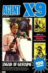 Cover for Agent X9 (Semic, 1971 series) #8/1983