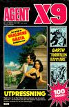 Cover for Agent X9 (Semic, 1971 series) #2/1984