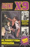 Cover for Agent X9 (Semic, 1971 series) #8/1986
