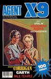Cover for Agent X9 (Semic, 1971 series) #5/1987