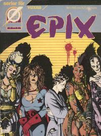 Cover Thumbnail for Epix (Epix, 1984 series) #8/1985