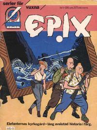 Cover Thumbnail for Epix (Epix, 1984 series) #9/1985