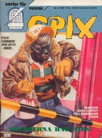 Cover Thumbnail for Epix (Epix, 1984 series) #4/1990