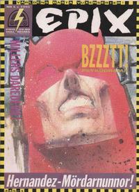 Cover Thumbnail for Epix (Epix, 1984 series) #1/1991 (81)