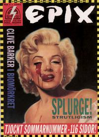 Cover Thumbnail for Epix (Epix, 1984 series) #7/1991 (87)