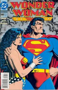 Cover Thumbnail for Wonder Woman (DC, 1987 series) #88 [Direct Sales]