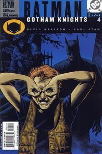 Cover Thumbnail for Batman: Gotham Knights (DC, 2000 series) #4