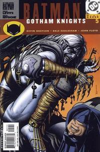 Cover Thumbnail for Batman: Gotham Knights (DC, 2000 series) #5