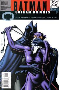 Cover Thumbnail for Batman: Gotham Knights (DC, 2000 series) #8