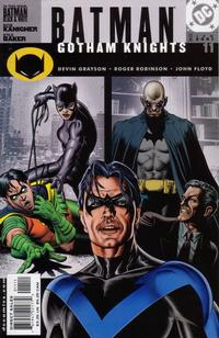Cover Thumbnail for Batman: Gotham Knights (DC, 2000 series) #11 [Direct Sales]