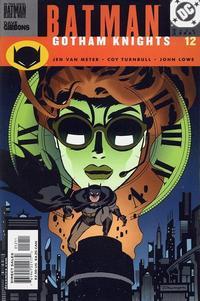 Cover Thumbnail for Batman: Gotham Knights (DC, 2000 series) #12