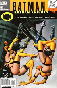 Cover Thumbnail for Batman: Gotham Knights (DC, 2000 series) #14