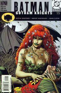 Cover Thumbnail for Batman: Gotham Knights (DC, 2000 series) #15