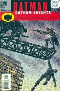 Cover Thumbnail for Batman: Gotham Knights (DC, 2000 series) #17