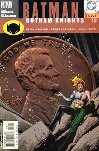 Cover Thumbnail for Batman: Gotham Knights (DC, 2000 series) #18