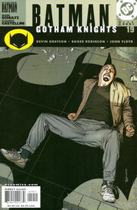 Cover Thumbnail for Batman: Gotham Knights (DC, 2000 series) #19