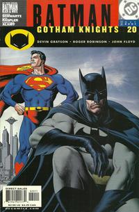 Cover Thumbnail for Batman: Gotham Knights (DC, 2000 series) #20