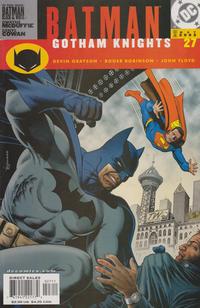 Cover Thumbnail for Batman: Gotham Knights (DC, 2000 series) #27