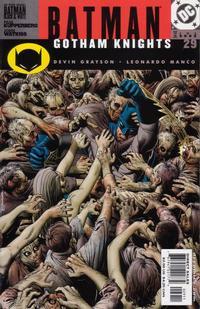 Cover Thumbnail for Batman: Gotham Knights (DC, 2000 series) #29