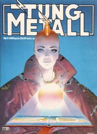 Cover Thumbnail for Tung metall (Epix, 1986 series) #5/1986