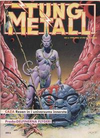 Cover Thumbnail for Tung metall (Epix, 1986 series) #6/1990 [48]