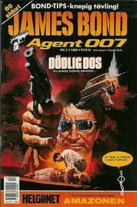 Cover Thumbnail for James Bond (Semic, 1965 series) #2/1988