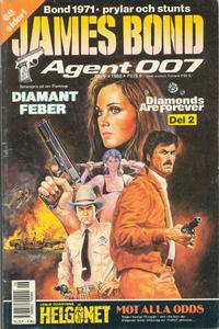 Cover Thumbnail for James Bond (Semic, 1965 series) #6/1988