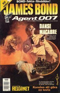 Cover Thumbnail for James Bond (Semic, 1965 series) #8/1988