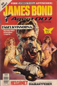 Cover Thumbnail for James Bond (Semic, 1965 series) #4/1989
