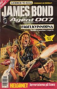 Cover Thumbnail for James Bond (Semic, 1965 series) #5/1989