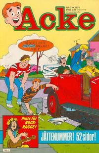 Cover Thumbnail for Acke (Semic, 1969 series) #7/76