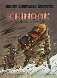 Cover Thumbnail for Buddy Longways äventyr (Carlsen/if [SE], 1977 series) #1 - Chinook