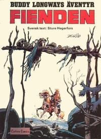 Cover Thumbnail for Buddy Longways äventyr (Carlsen/if [SE], 1977 series) #2 - Fienden